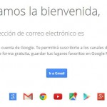 Gmail correo: crear cuenta e Iniciar sesión